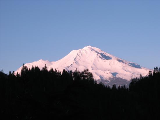 Mount Shasta, Siskiyou County